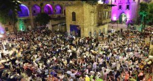 اختتام مهرجان ليالي رمضانية في خان الوزير بحلب