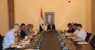 برئاسة وزير السياحة اجتماع الهيئة العامة العادية للشركة السورية للنقل والسياحة
