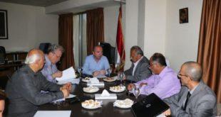 برئاسة وزير السياحة .. لجنة الاشراف على الفنادق الدولية تبحث ماتم انجازه خلال عام ٢٠١٩