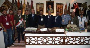 من دمشق الى العالم…إفتتاح معرض دمشق الدولي 61