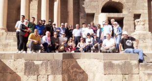رحلة الأدلاء السياحيين الى المنطقة الجنوبية