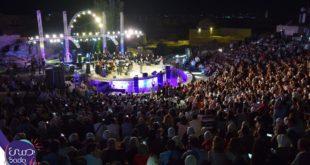 حفل فني خيري على مسرح قلعة حلب