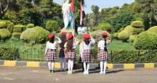 في يوم السياحة العالمي…طلائع البعث يشاركون بالإحتفالية
