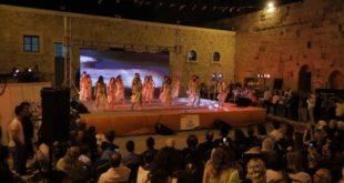 انطلاق مهرجان عبق الياسمين التاسع تحت عنوان (سوا كل العمر)