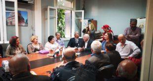 إجتماع لشعبة الأدلاء السياحيين لمناقشة المسارات السياحية لحلب
