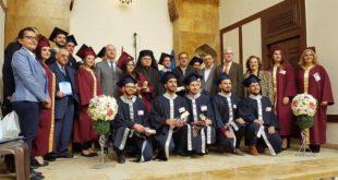 تخريج دفعة جديدة من طلاب معهد دار باسيل بكافة الاختصاصات السياحية.